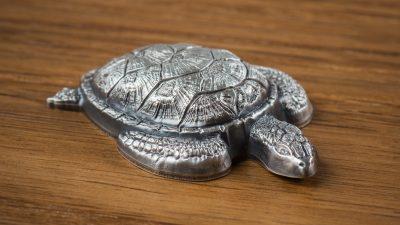 Palau - 2017 - 10 Dollars - Sea Turtle