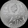 Cook Islands - 2017 - 3x 5 Dollars - Scarab Selection