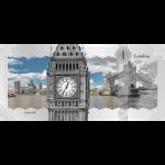 Cook Islands - 2017 - 1 Dollar - Skyline Dollar LONDON