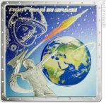 Cook Islands - 2011 - 1 Dollars - First Man in Space (PROOF)