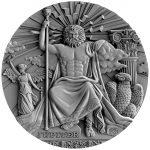 Niue - 2016 - 2 Dollars - Roman Gods JUPITER