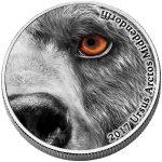Congo - 2017 - 2000 Francs - Kodiak Bear Nature