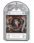 Andorra - 2014 - 100 Diner - Madonna in Art Kilo MADDONA IN FLORAL WREATH (PROOF)