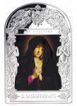 Andorra - 2014 - 15 Dinar - Madonna IL SASSOFERRATO (PROOF)