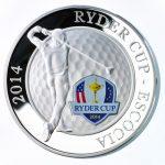 Andorra - 2014 - 10 Diner - Ryder Cup (PROOF)