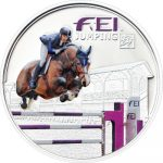 Andorra - 2013 - 5 diners - FEI Disciplines JUMPING (including box) (PROOF)