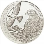 Andorra - 2011 - 2 Diners - Pyrenees Wildlife GOLDEN EAGLE (PROOF)