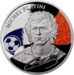 Armenia - 2011 - 100 dram - Kings of Football MICHEL PLATINI (PROOF)