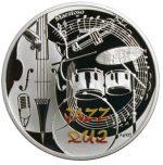 Armenia - 2010 - 1000 Dram - Music of the World JAZZ (PROOF)