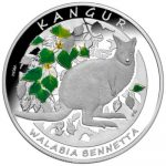 Australia & Poland - 2013 - 20zl + 1 Dollar - Kangaroo Set (PROOF)