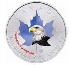 Canada - 2014 - 5 Dollars - Animal Maple Leaf SEA EAGLE (PROOF)