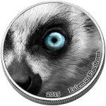 Congo - 2015 - 2000 Francs - Nature's Eyes LEMUR  (PROOF)