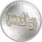 Congo - 2002 - 10 Francs - Berliet 1908 (PROOF)