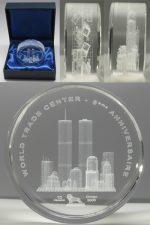 Congo - 2006 - 10 Francs - World Trade Center (ST)