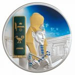 Fiji - 2013 - 50 dollars - Egyptian Jewels ECHNATON (PROOF)
