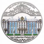 Malawi - 2010 - 20 Kwacha - Palaces of St. Petersburg CONSTANTINE PALACE (PROOF)