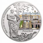 Malawi - 2010 - 20 Kwacha - Palaces of St. Petersburg PETERHOF (PROOF)