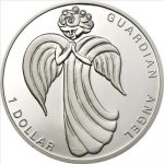 Nauru - 2009 - 1 Dollar - Guardian Angel (PROOF)