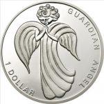 Nauru - 2009 - 1 Dollar - Guardian Angel (PROOF)