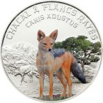 Niger - 2012 - 1000 francs - Predator Hunters JACKAL (PROOF)