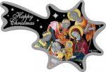 Niue - 2015 - 1 Dollar - Christmas Star  (PROOF)