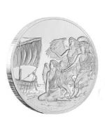 Niue - 2016 - 2 Dollars - Creatures of Greek Mythology SIRENS (PROOF)