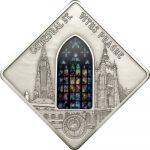 Palau - 2013 - 10 Dollars - Sacred Art ST. VITUS PRAGUE (including box) (PROOF)