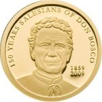 Palau - 2009 - 1 Dollar - 150 Year Salesians of Don Boso (PROOF)