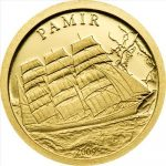 Palau - 2009 - 1 Dollars - Ship Pamir (PROOF)