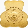 Palau - 2010 - 1 Dollars - Teddy Bear (PROOF)