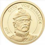 Palau - 2012 - 1 Dollars - Otto von Bismarck (PROOF)