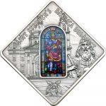 Palau - 2014 - 10 Dollars - Sacred Art ST. STEPHENS BUDAPEST (including box) (PROOF)