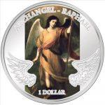 Solomon Islands - 2010 - 1 Dollar - Guardian Angels ARCHANGLE RAFFAEL (PROOF)
