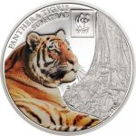 Tanzania - 2016 - 100 Shillings - WWF 2016 SUMATRAN TIGER (including box) (PROOF)