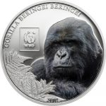 Tanzania - 2016 - 100 Shillings - WWF 2016 MOUNTAIN GORILLA (including packaging) (PROOF)
