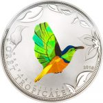 Togo - 2010 - 100 Francs - Prisma Sunbirds Green (PROOF)