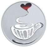 Tokelau - 2015 - 5 Dollars - Messages of Love COFFEE (PROOF)