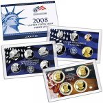 USA - 2008 - 7.39 Dollars - Proof Set COMPLETE (PROOF)