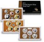 USA - 2011 - 3.91 Dollars - PROOF set (PROOF)
