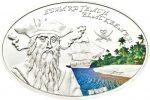 Vanuata - 2012 - 50 Vatu - Famous Pirates BLACKBEARD (PROOF)