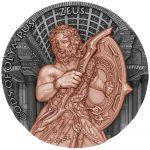 Niue - 2016 - 5 Dollars - Gods of Olympus Zeus