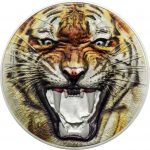 Tanzania - 2017 - 1500 Shillings - Rare Wildlife ROYAL BENGAL TIGER