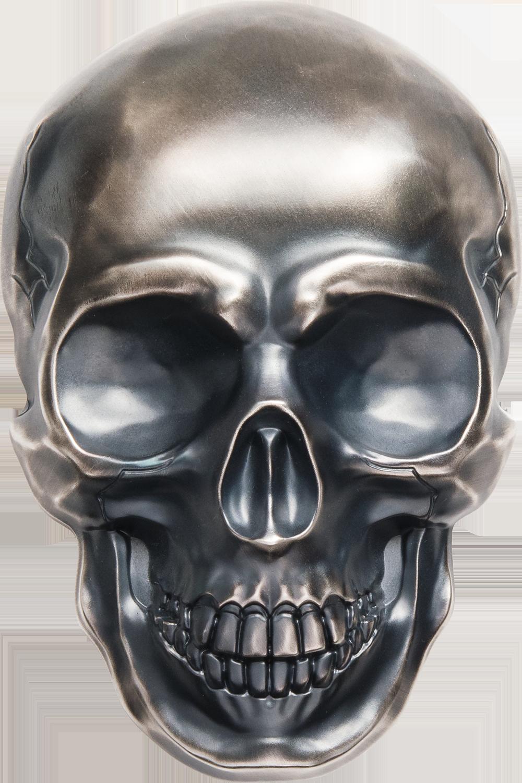 Palau - 2017 - 25 Dollars - Big Skull No. 1 - NumisCollect