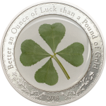 Palau - 2018 - 5 Dollars - Ounce of Luck 2018 (incl box)