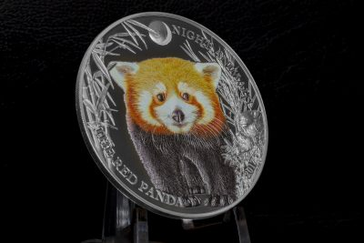 Cook Islands - 2017 - Night Animals RED PANDA