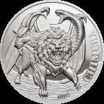 Tanzania - 2018 - 1500 Shillings - Chimera Mythical Animals