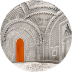Palau - 2018 - 50 Dollars - Tiffany Art Castle of Sammezzano Kilo Version