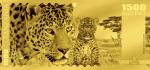 Tanzania - 2018 - 1500 Shillings - Big Five: Leopard