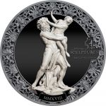 Palau - 2018 - 10 Dollars - Eternal Sculptures Rape of Proserpina