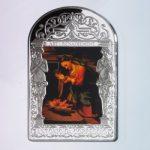 Andorra - 2013 - 15 Dinar - Madonna CHRISTMAS RENAISSANCE (PROOF)